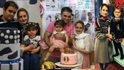 ماجرای قتل عام یک خانواده در کرج / جنازه یک زن و دختر ۵ سالهاش داخل کمد دیواری پیدا شد!
