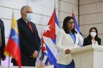 آغاز روند واکسیناسیون در ونزوئلا با واکسن کوبایی