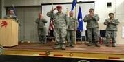 مرگ یک فرمانده ارتش آمریکا در قطر
