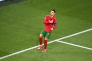 عصبانیت مجدد هواداران پرتغال از دست رونالدو / عکس