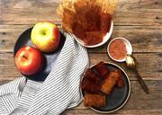 نحوه درست لواشک سیب خانگی + مواد لازم
