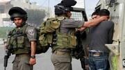 بازداشت ۹ فلسطینی از سوی نظامیان رژیم صهیونیستی