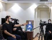 همسر مهشاد کریمی: ما را تحت فشار گذاشتند که رضایت ندهید جسد را تحویل نمیدهیم / فیلم