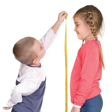 راهکارهای افزایش قد کودکان