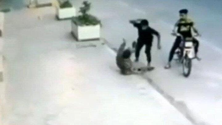 سرقت وحشتناک و خونین در بندر ماهشهر / فیلم