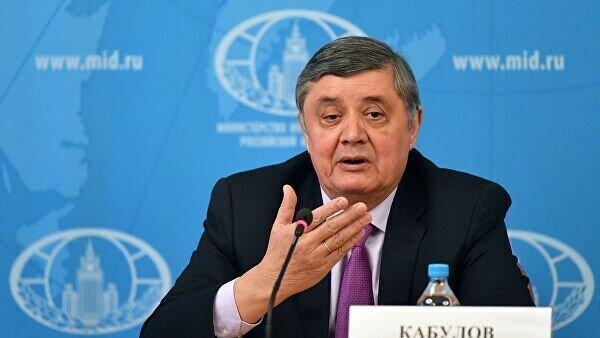 تاکید نماینده پوتین بر آغاز فوری مذاکرات میان طالبان و دولت افغانستان