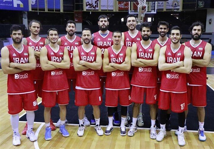 معطلی چند ساعته اعضای تیم ملی بسکتبال به دلیل همراه داشتن اقلام غیرمجاز