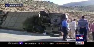 مقصران دو حادثه اتوبوس خبرنگاران و سرباز معلمان اعلام شدند / فیلم