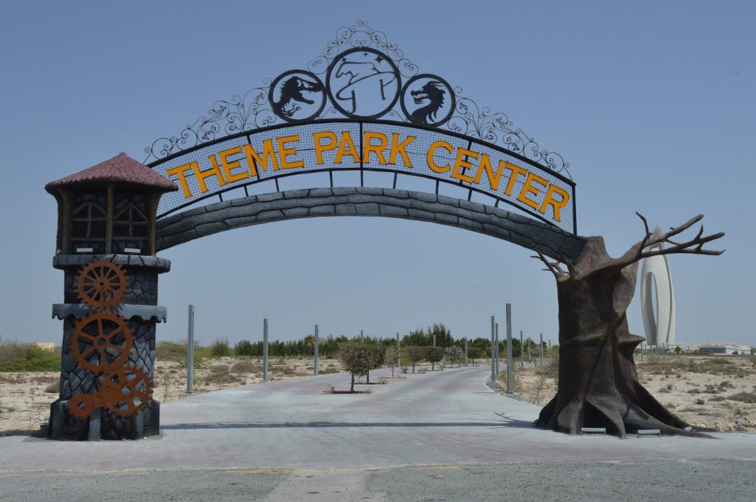 تم پارک سنتر کیش؛ بزرگترین مجموعه تفریحی تم پارک در منطقه
