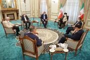 دیدار رئیسی با ۶ کاندیدای انتخابات ریاستجمهوری ۱۴۰۰