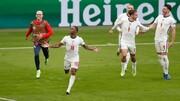 خلاصه دیدار انگلیس ۲-۰ آلمان | حذف آلمان از یورو ۲۰۲۰ / فیلم