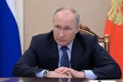 پوتین: ناوشکن انگلیسی با همدستی واشنگتن وارد آبهای روسیه شده است
