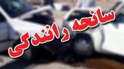 تصادف زنجیره ای در جاده قدیم قم - تهران / ۱۴ نفر کشته و زخمی شدند