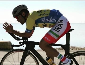۵ رکابزن ایرانی عازم ترکیه میشوند