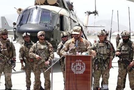 کشته شدن ۶۰۳۳ نفر ازاعضای طالبان طی یک ماه گذشته