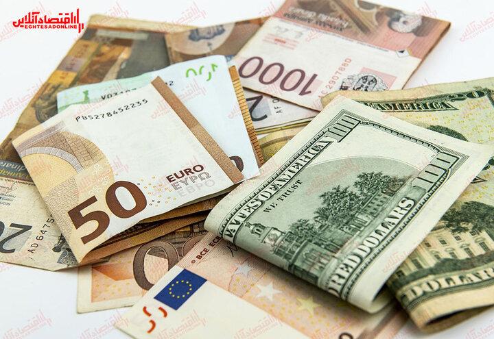 ماندگاری دلار در کانال ۲۵ هزار تومان / قیمت دلار و یورو ۹ تیر ۱۴۰۰