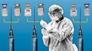 نتایج یک مطالعه جدید درباره ترکیب واکسنهای آسترازنکا و فایزر