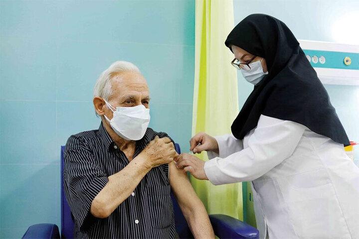 اعلام زمان واکسیناسیون افراد زیر ۶۰ سال
