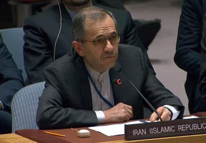تخت روانچی: آمریکا و اروپا باید تصمیمات سختی برای بازگشت به برجام بگیرند / در خصوص امنیت کشورمان مصالحه نمیکنیم