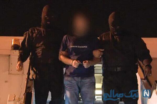اعدام الکس قاچاقچی معروف دختران ایرانی + لحظه دستگیری و بازگشت به کشور / فیلم