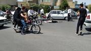 حادثه دلخراش در قم / دختر ۱۵ ساله وسط خیابان کشته شد + عکس