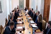 دیدار بشار اسد با فرستاده پوتین در دمشق