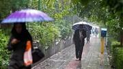 گزارش آب و هوا ۱۲ تیر ۱۴۰۰ / کاهش دما در راه است