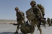 خروج آخرین گروه از نظامیان انگلیس از افغانستان