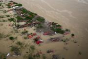 اتفاق عجیب در هند؛ روی آب آمدن اجساد کرونایی در رود گنگ ! / فیلم
