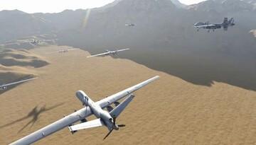 ادعای عربستان مبنی بر حمله نیروهای یمنی به آسمان این کشور