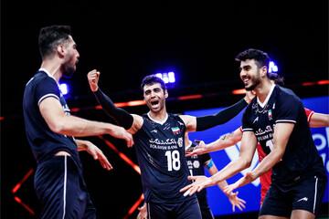 رونمایی از ترکیب تیم ملی والیبال ایران برای حضور در المپیک