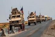 کاروان نظامی آمریکا در بغداد هدف حمله قرار گرفت