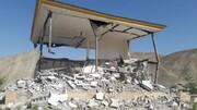 تخریب ویلای غیرمجاز یکی از مسئولان دماوند