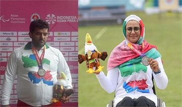 پرچمداران کاروان ایران در پارالمپیک توکیو انتخاب شدند