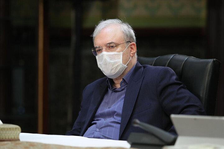 واکنش تند وزیر بهداشت به سخنان زیباکلام