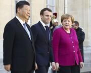 گفتگوی سهجانبه مقامات چین، فرانسه و آلمان پیرامون برجام