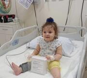 کل هزینه درمان «دلآرا» رایگان شد / سرنوشت ۶۰ میلیارد تومان پولی که برای درمان جمع شد