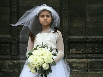 آمار ازدواج دختران زیر ۱۳ سال افزایشی شد