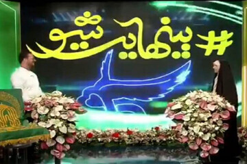 عذرخواهی بشیر حسینی از مژده لواسانی به خاطر جملات شیطون بلا / فیلم