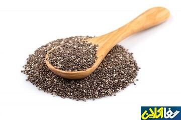 فواید باورنکردنی «دانه چیا» برای سلامتی؛ از درمان یبوست تا کاهش سطح قند خون