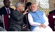 وزیر امور خارجه هند از مسیر ایران به روسیه میرود