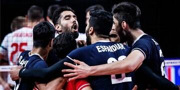 مشخص شدن ترکیب ۱۲ نفره تیم ملی والیبال برای المپیک