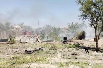 حمله به پایگاه آمریکایی عین الاسد با ۳۰ موشک گراد