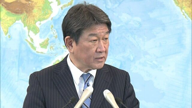 سفر وزیر خارجه ژاپن به ایران طی ماه آینده
