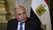 دیدار وزیر خارجه مصر با آنتونیو گوترش