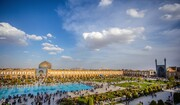 شیوع کرونا باعث تعطیلی آثار تاریخی و گردشگری اصفهان شد