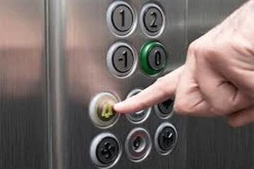 اگر در آسانسور بودیم و برق رفت، چه کار کنیم؟ / عکس