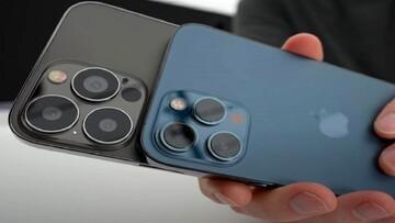 نحوه طراحی دوربین آیفون ۱۳