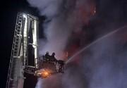 ۵۲ کشته بر اثر آتشسوزی مهیب در بنگلادش