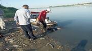 جسد مرد ۳۵ ساله در رودخانه کارون کشف شد